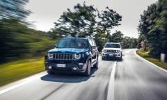 La prova della Jeep Renegade