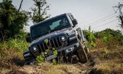 La prova della Jeep Wrangler Sahara - VIDEO