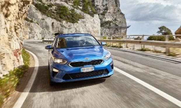 La prova della Kia Ceed 1.6 CRDi DCT Evolution - VIDEO