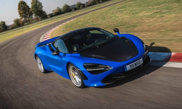 McLaren 720S La prova della Performance