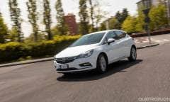 La prova della Opel Astra1.4 T EcoM innovation