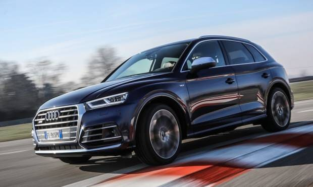 La prova della Audi SQ5 3.0 TFSI - VIDEO