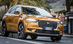 La prova della DS 7 CrossBack - VIDEO
