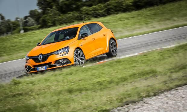 Renault La prova della Mégane R.S. TCe Edc 4Control