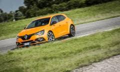 La prova su strada della Renault Mégane RS