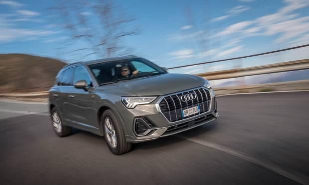 Sul numero di marzo La prova dell'Audi Q3 35 TFSI S tronic S line Edition
