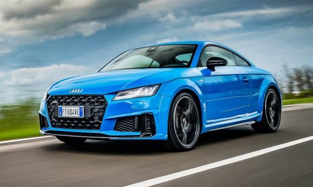 Sul numero di giugno La prova dell'Audi TT Coupé 45 TFSI Quattro S tronic