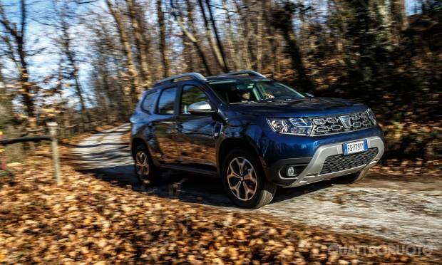 Q Suv & Crossover La prova della Dacia Duster 1.6 SCe Gpl Prestige