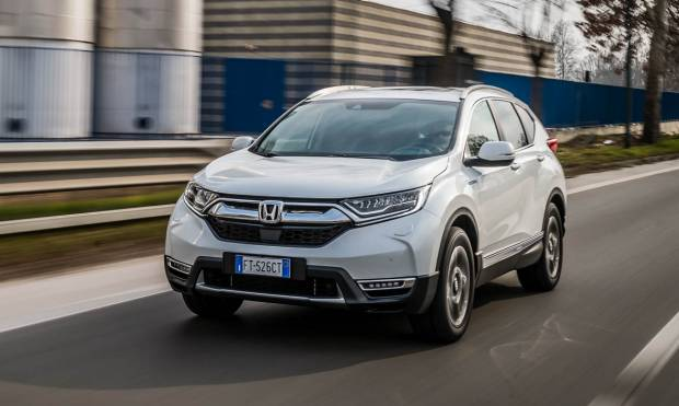 Sul Dossier Suv & Crossover La prova della Honda CR-V Hybrid