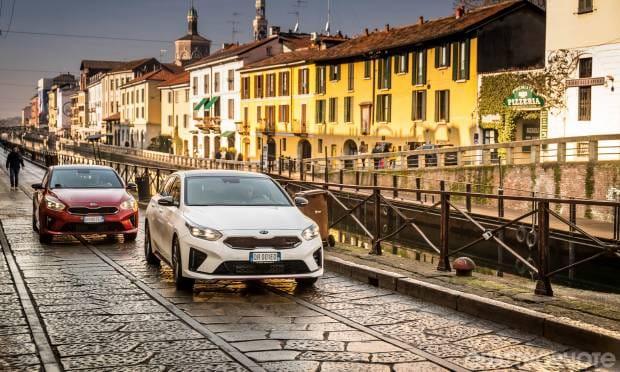 Kia Proceed La prova della 1.6 T-GDI GT e della 1.6 CRDI GT - VIDEO