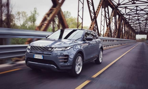 Sul numero di maggio La prova della Range Rover Evoque