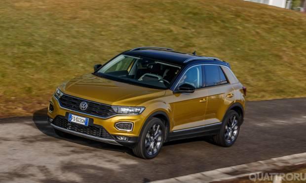 Q Suv & Crossover La prova della Volkswagen T-Roc 1.6 TDI Advanced