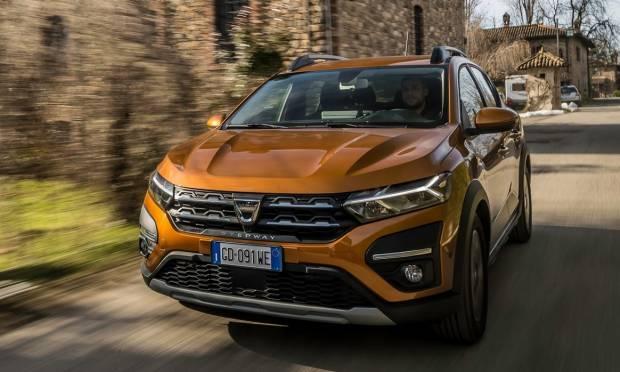 Dacia Sandero Stepway: ora è più stilosa, ma non dimentica il risparmio (a Gpl) - VIDEO
