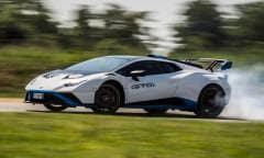 Lamborghini Huracán STO - VIDEO