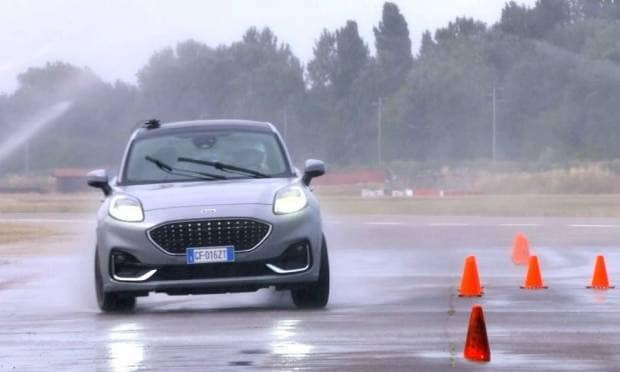 Stabilità: Ford Puma - VIDEO